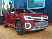 Volkswagen Atlas Tanoak Concept, el rival de la Honda Ridgeline