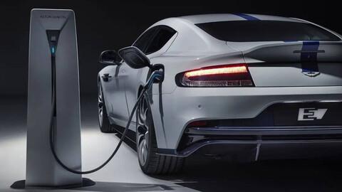 Aston Martin llega al mundo eléctrico