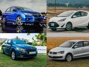 Los 10 mejores autos para Uber