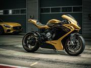 MV Agusta comercializará sus motos en concesionarios Mercedes-Benz