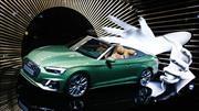 Audi perfecciona el diseño y la gama de motores del A5 Coupe, Sportback y Cabrio