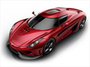 Koenigsegg Regera, la versión de producción con más de 1,500 hp