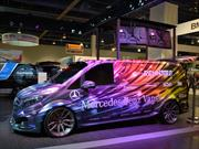 Mercedes-Benz Party DJ Van por RENNtech