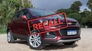 Recall en Argentina para la Chevrolet Tracker