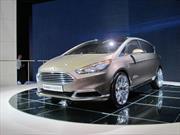 Ford S-Max concept se presenta