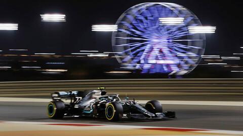 F1 2020: En Bahrein se correrá en un circuito de menos de un minuto