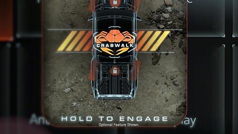 Hummer EV usará Unreal Engine para el sistema multimedia
