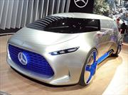 Mercedes-Benz Vision Tokyo Minivan Concept debuta