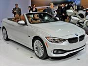 BMW Serie 4 Cabrio se presenta