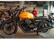 Moto Guzzi V7 III Stone llega a México en $209,500 pesos