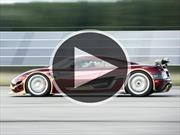 Video: El Koenigsegg Agera RS rompe el récord de 0-400-0