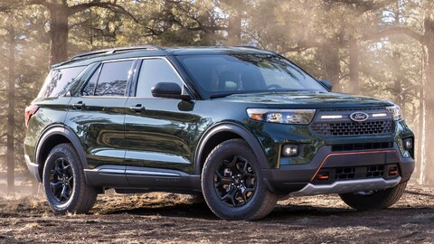 Ford Explorer Timberline 2021 se presenta