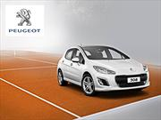 Peugeot lleva a los ganadores de la Copa Master 2013 a Roland-Garros