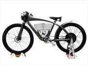 Icon nos deja la boca abierta con su bicicleta eléctrica