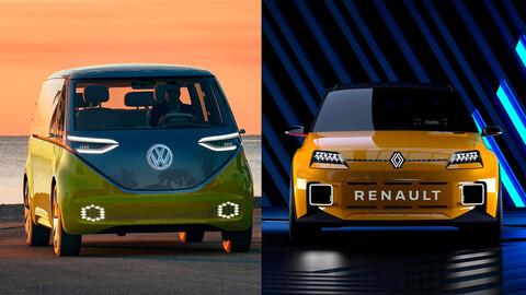 5 autos clásicos que renacerán como autos eléctricos