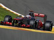 F1 GP de Bélgica: ganó Jenson Button