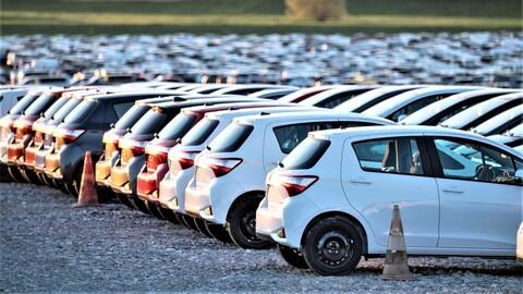 22.933 vehículos nuevos se matricularon en Colombia en marzo