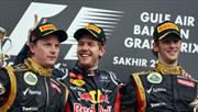 F1, GP de Bahrein: Una doble alegría