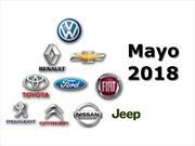 Top 10: las marcas más vendedoras de Argentina en mayo de 2018