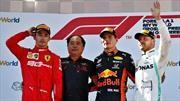 Un sólido Verstappen se impuso en el GP de Austria de F1