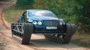 Video: Un Bentley con todo para ser un tanque