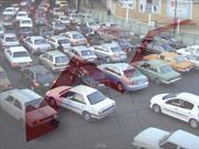 Mercado automotor de Colombia sigue a la baja
