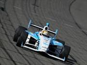 Indy Lights: Esteban Guerrieri puso mucha garra, pero no alcanzó