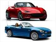 FIAT 124 Spider 2017 Vs Mazda MX-5 2016 ¿cuál eliges?