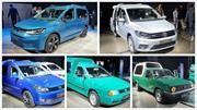 Conoce todas las generaciones del Volkswagen Caddy