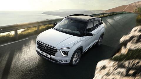 Hyundai Creta 2021 llega a México, totalmente renovada y ahora con opción turbo