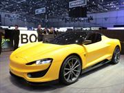 Magna Steyr MILA Plus Concept, deportividad híbrida