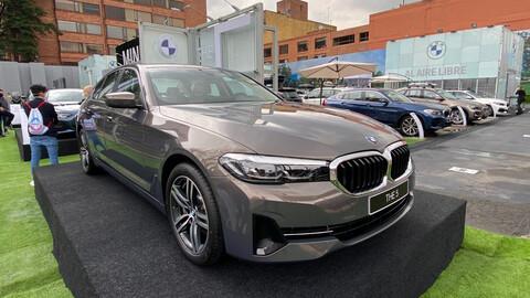 BMW Serie 5 2021, un sedán más elegante y deportivo cargado de tecnología