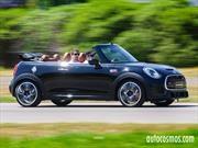 Mini Cabrio 2017, la tercera generación