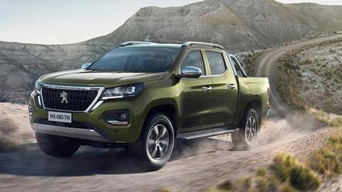 Lanzamiento regional de la pick-up Peugeot Landtrek