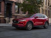 Mazda CX-5 2017 se presenta