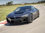BMW i8 Hydrogen Fuel Cell Concept, un laboratorio sobre ruedas