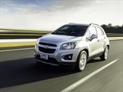 El Chevrolet Trax llega en 2013 a Argentina bautizada Tracker