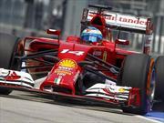 F1 Ferrari dice que seguirán mejorando