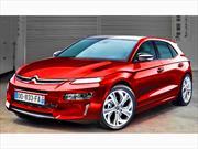 Así sería el próximo Citroën C4