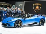 Lamborghini Huracan Performante Spyder, el cielo es el límite