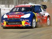 Loeb y Citroën arrasan en los X Games
