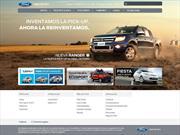 Ford presenta su nuevo sitio web en Argentina