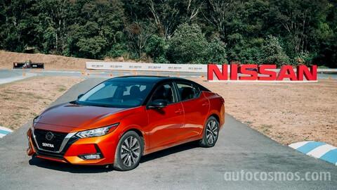 Nuevo Nissan Sentra 2021 se lanza en Argentina y ya lo probamos