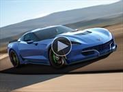 Video: Genovation GXE, el Chevrolet Corvette se pone las pilas