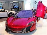 McLaren inaugura tienda oficial en Chile