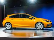 Chevrolet Cruze Hatchback 2017 debuta