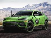 Lamborghini Urus ST-X Concept, increíble toro de lidia