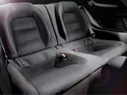 Shelby GT350R Mustang obtiene asientos traseros como opción