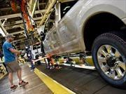 Ford invierte $900 millones de dólares en la planta de Kentucky