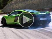 Video: el McLaren 675LT muestra su poderío en la pista